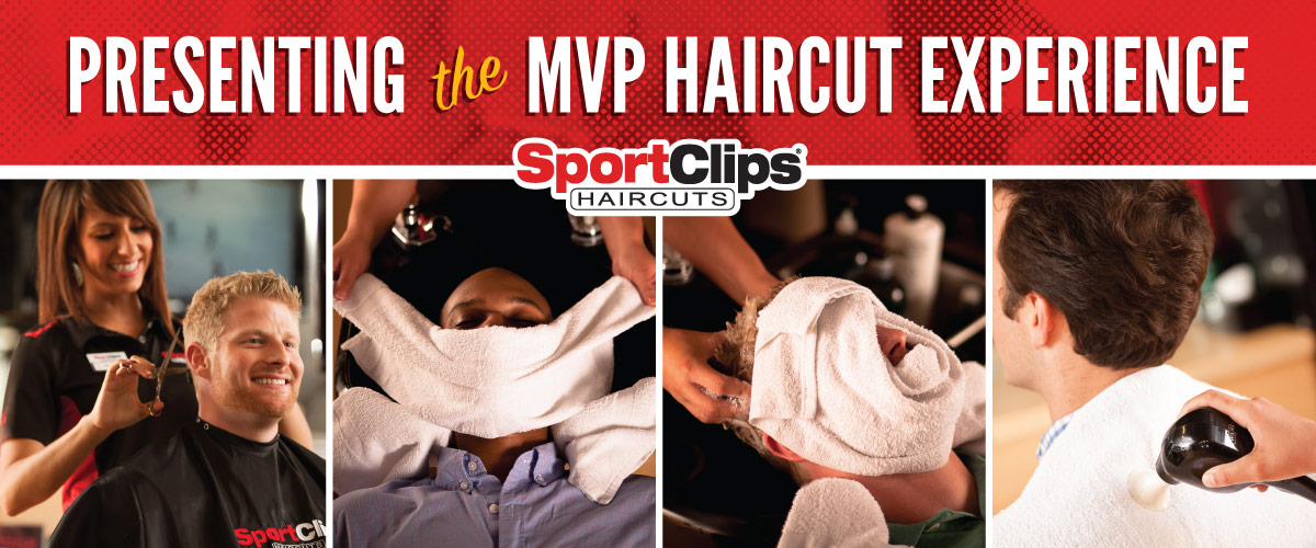 The Sport Clips Haircuts of Round Rock - Hester's Crossing MVP Haircut Experience